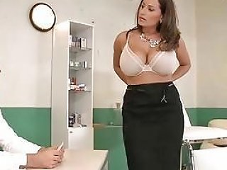 AHME @ Doctor's Checkup For Busty Sensual Jane