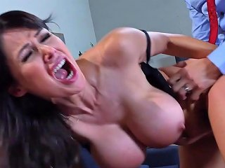 HELLPORNO @ Top Anal Experience With The President For Eva Karera