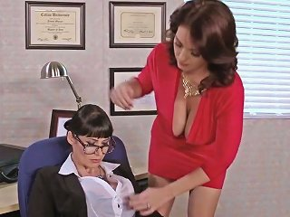 UPORNIA @ Milfs Like It Big A Milf Role Model Charlee Chase Eva Karera Clover Upornia Com