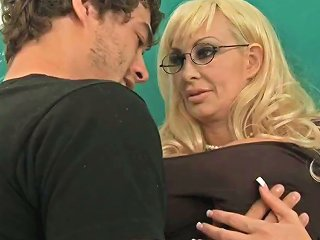 UPORNIA @ Brittany O'neil Xander Corvus In My First Sex Teacher Upornia Com